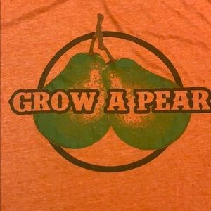 "Other - Graphic tee ""grow a pear"".     0019"